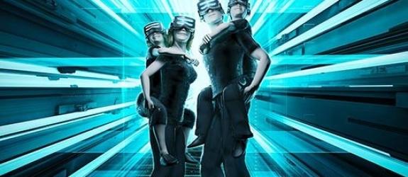 Клуб виртуальной реальности Atlantis фото
