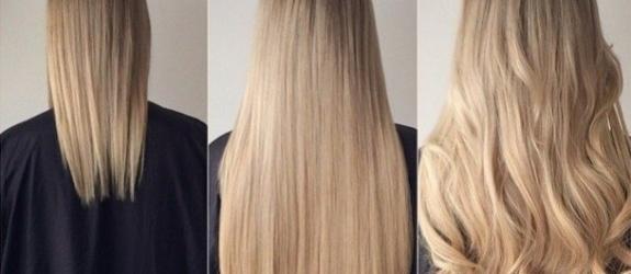 Мастер по наращиванию волос Татьяна Курленко фото