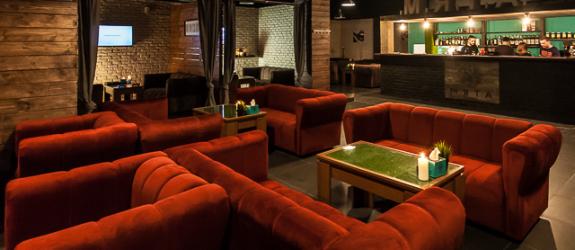 Кальянная Мята Lounge фото