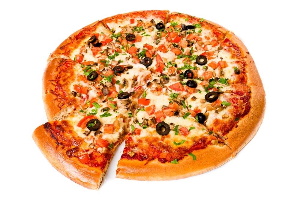 Быстрая пицца  пошаговый рецепт с фото на Поварру